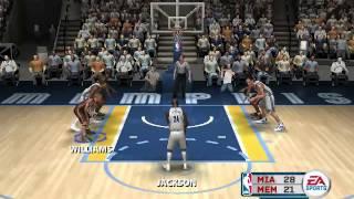 NBA Live 06 PC Gameplay