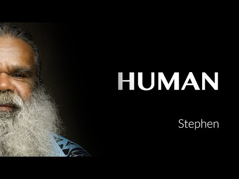 Stephen's interview - AUSTRALIA - #HUMAN