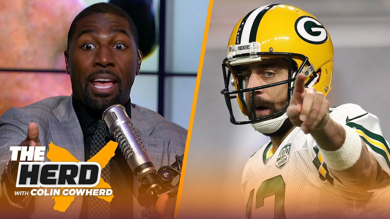 greg-jennings-discusses-rodgers-body-language-and-obj-s-team-comments-nfl-the-herd