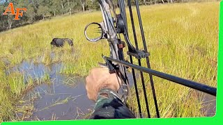 Pig Hunt 2012 June Gulf Country Australia Wild Boars - Andy Thomsen Rod Collings EP.21