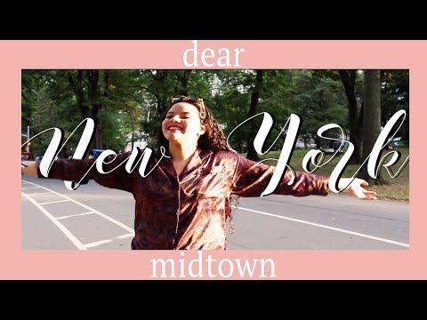 travel Diary: dear New York- midtown edition