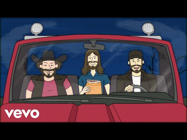 Brantley Gilbert - Welcome To Hazeville ft. Colt Ford, Lukas Nelson, Willie Nelson