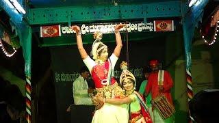 Yakshagana -- Asthi Prasthiyara Natya -