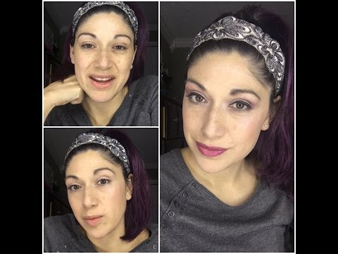Step by step Easy and Clean Day look - Day  to night look