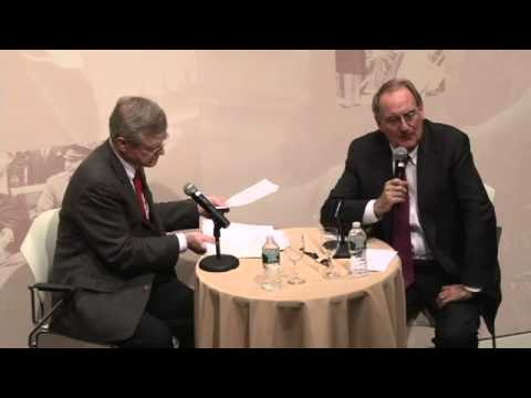 Bob Edgar, President and CEO of Common Cause, in Conversation with Jonathan Fanton (Full Video)