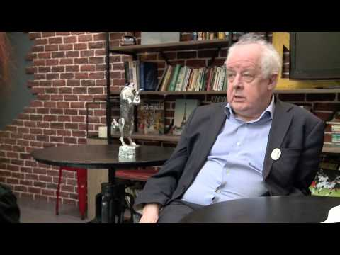 Europe autour de l'Europe 2014 - Interview with Jim Sheridan