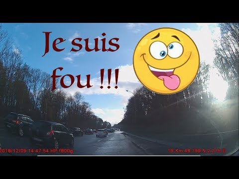 Dashcam France #14 Ifaroki
