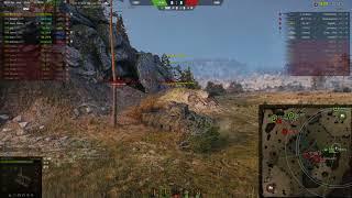 World of Tanks CW Season Eight | [TSOP] vs [_B-R_]