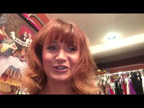 Bozena Wrobel at Magicopolis  DRESSING ROOM CONFESSIONS -Mother's Day