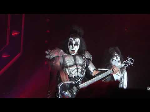 Kiss – Detroit Rock City Manchester 12th July 2019