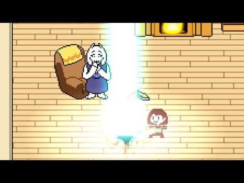 Chara vs Sans-Sprite Animation [Undertale][WIP]