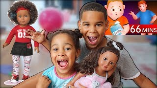 My Life Doll Johny Johny Yes Papa (for using electronics) FamousTubeKIDS