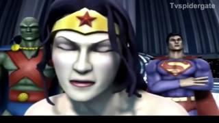 Justice League Heroes (Full Movie) All Cutscenes [HD]