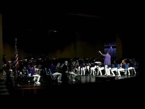 2018 SCSBOA Santiago Band Festival – RIS Intermediate Band