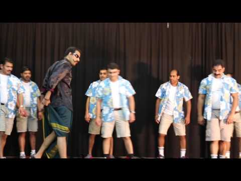 Ekantha Chandrike comedy dance