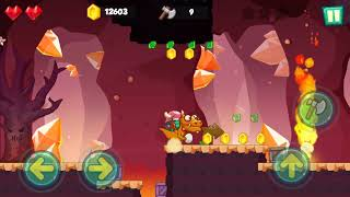 Jungle Adventure World - Lava Plains Level 5