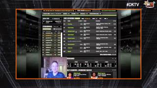 Draft Kings:  Using the Late Swap Feature