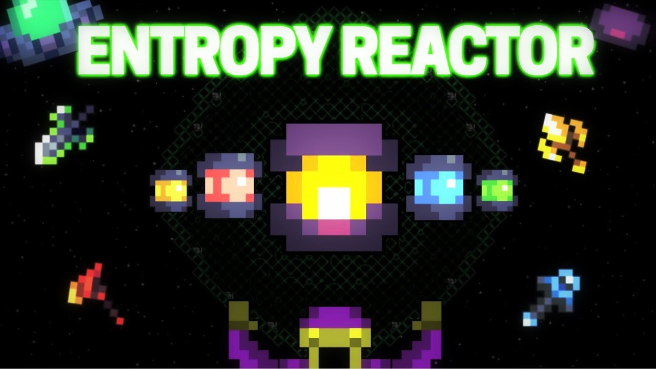 [RotMG] The most powerful item in Realm? | Entropy Reactor (Review +  Gameplay)