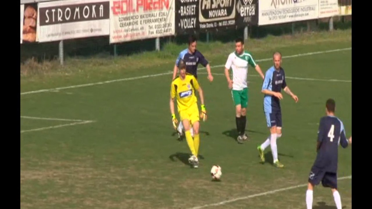 Arona Calcio 1 - 0 Dormelletto   12 Marzo 2017   Video completo della partita