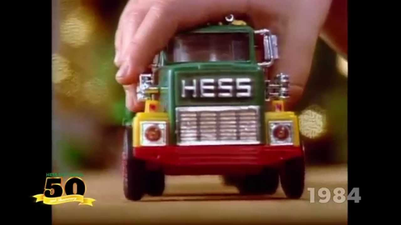 Hess Toy Truck 50th Anniversary | 2014 - YouTube