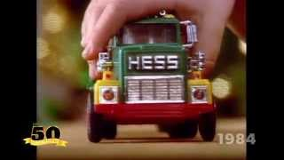 Hess Toy Truck 50th Anniversary | 2014