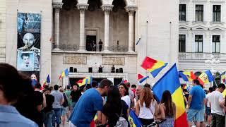 Protest diaspora 11 august 2018 Timisoara