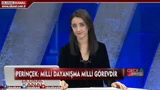 Gece Görüşü- 01 Nisan 2020- Deniz Çağlayan- Nusret Senem- Sinem Erze- Ulusal Kanal