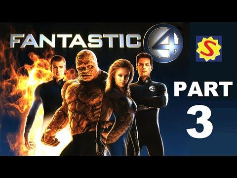 fantastic four 3 moleman youtube