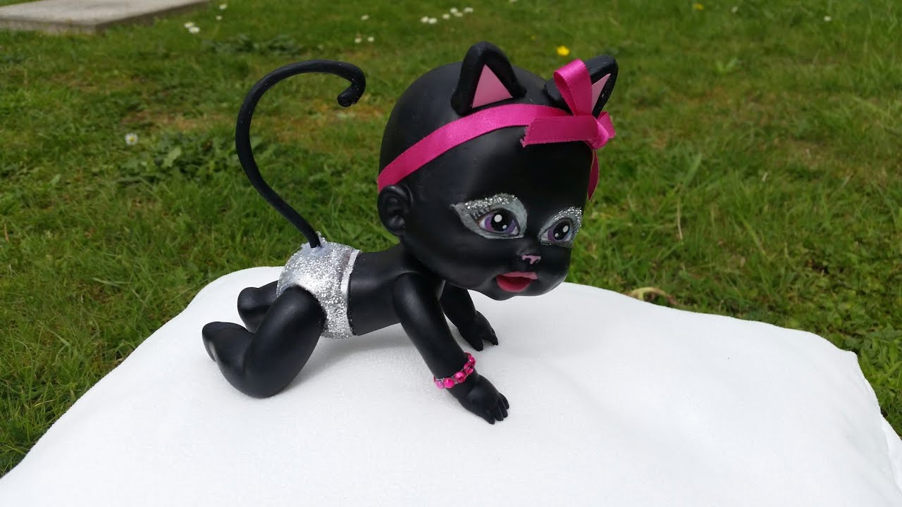 Beau Dessin A Imprimer Monster High Catty Noir