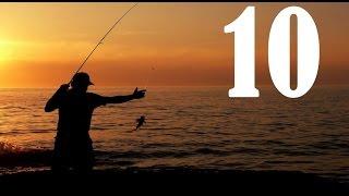 Atom fishing #10