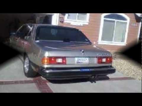 1985 BMW 735i Import Classic in Prescott, AZ