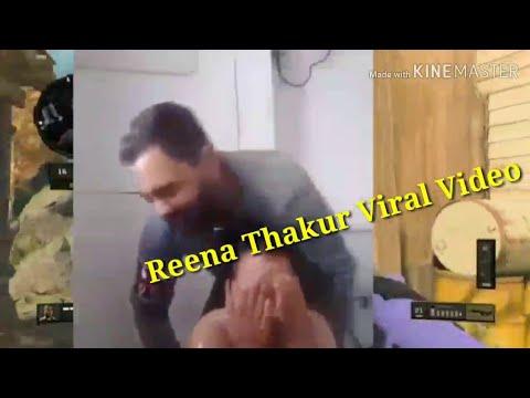 Download BJP महिला नेता Reena Thakur और युवा नेता Upen Pandit का Sex Video हुआ Viral