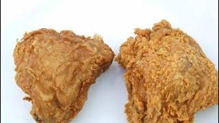 How to cook kfc original fried chicken recipe