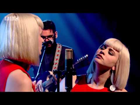 Lucius - Go Home - Later... with Jools Holland - BBC Two