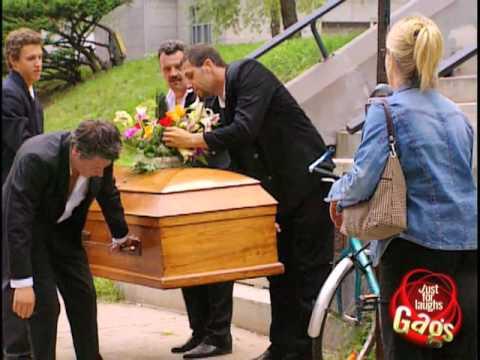 Drunk Funeral Prank