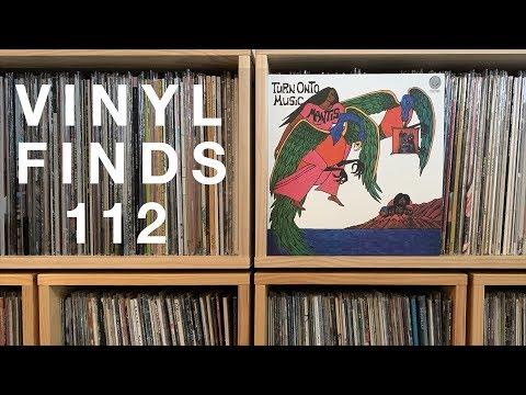 VINYL FINDS #112   A Mixed Bag + Needledrops! Vinyl Community