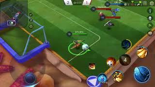 Bóng đá vui nhộn cùng thủ môn ryoma