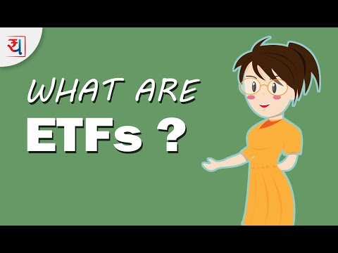 What is an ETF? | Definition of ETF (Exchange Traded Funds) | Introduction to ETFs