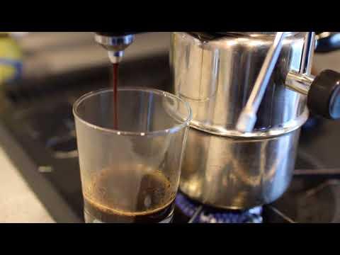 Bellman CX-25 - 3 Steps to Perfect Coffee