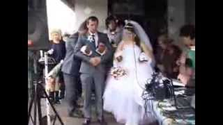 неожиданный гость на свадьбе