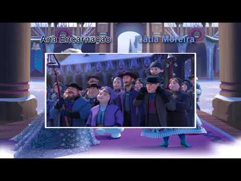 Olaf's Frozen Adventure - Ring in the Season (Portuguese Movie Version)