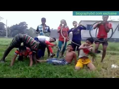 Bangla Funny Song DJ HD Video | Deshi Polapin