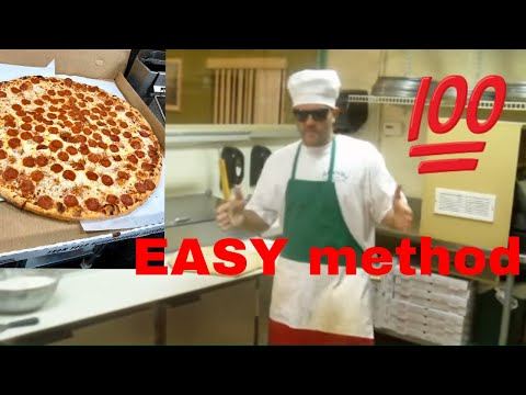 How to make a ny style pizza