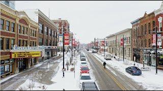 Winter Wonderland in Iowa City