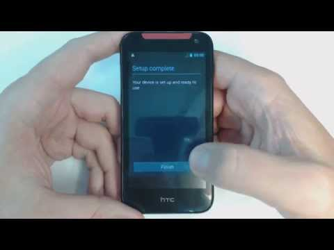 Htc Desire 310 - How to reset to factory settings from the phone menu