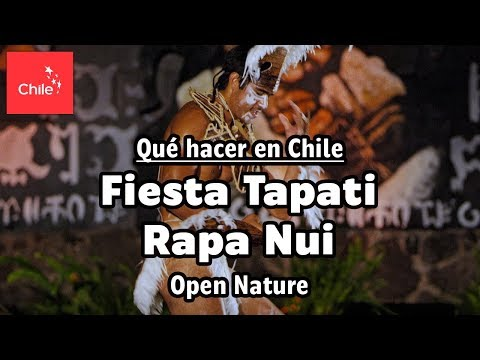 Qué hacer en Chile: Fiesta Tapati Rapanui - Naturaleza Abierta