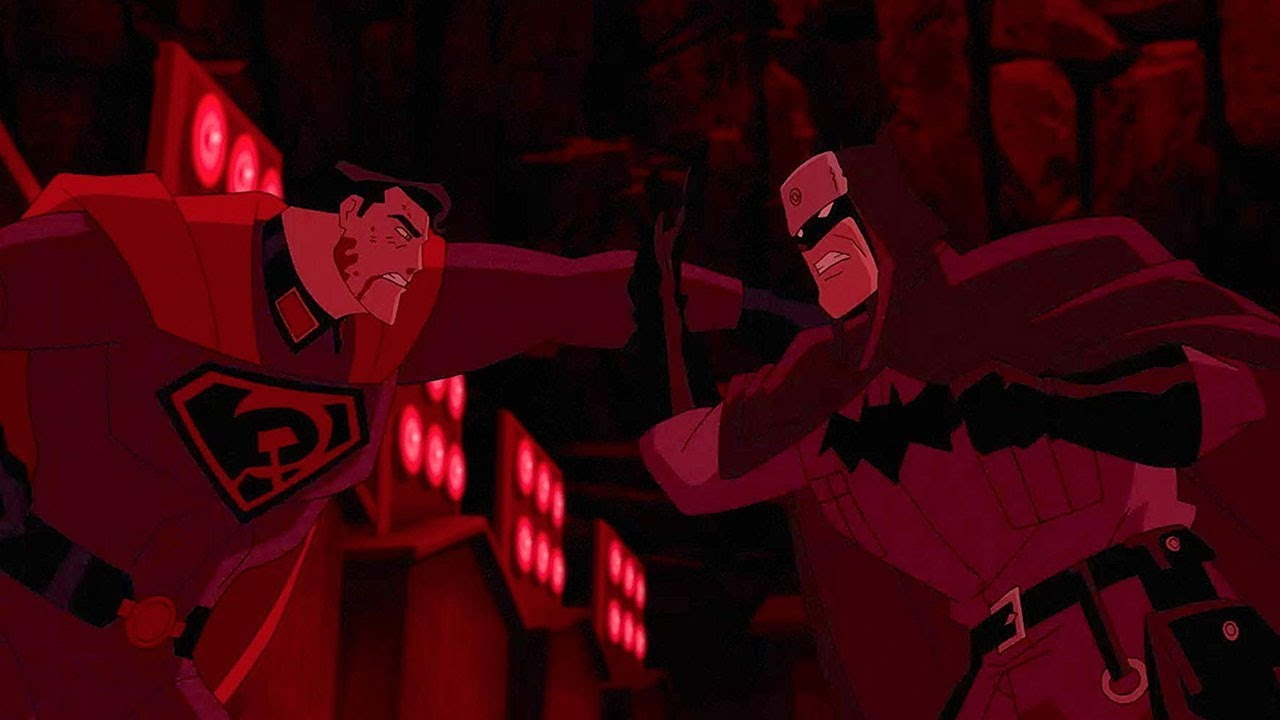 Image result for superman red son 2020