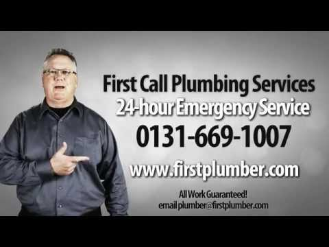 Edinburgh Plumber Emergency 0131-669-1007 City's Most Trusted