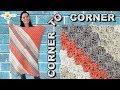 C2C Corner To Corner Baby Blanket - Rectangle Pattern
