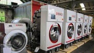Ưu điểm máy giặt công nghiệp Paros MADE IN KOREA